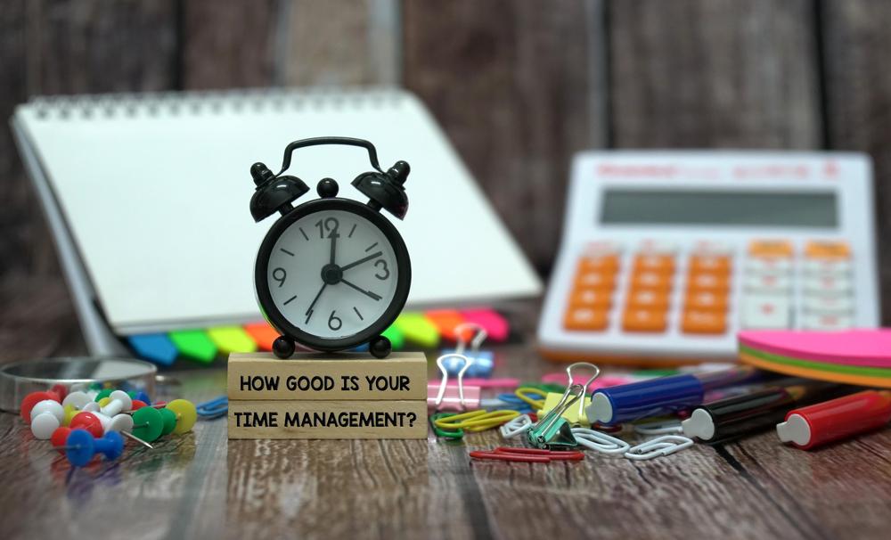 Planera din tid